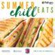 Summer Chill Eats