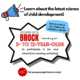 Growing with Brock is Looking for Children to Participate in Research Studies
