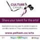 Pelham Culture Crawl Art Applications