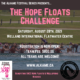 Hope Floats Dragon Boat Challenge Cancelled