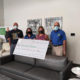 Rotary Club of Fonthill Presents Donations to Wellspring Niagara and the Pelham Library
