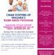 Focus Groups: Crime Stoppers of Niagara's Elder Abuse Program