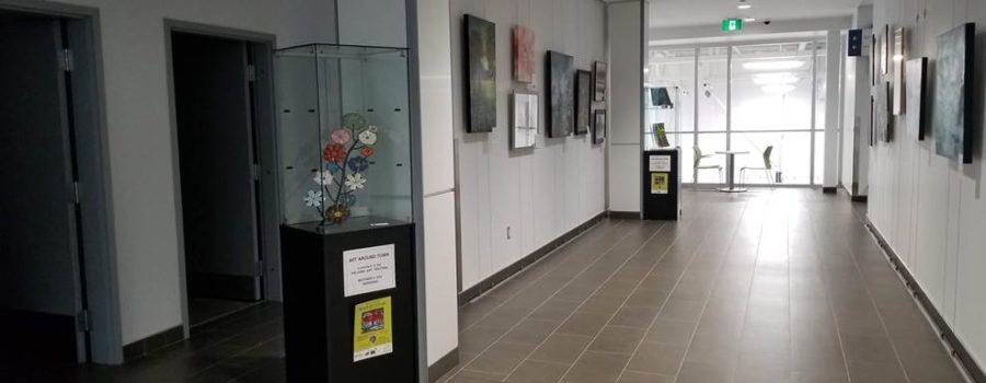 MCC Art Wall Rentals: Get your art seen at the MCC!