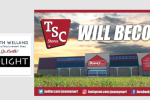 North Welland BIA Spotlight: TSC Store To Become Peavey Mart
