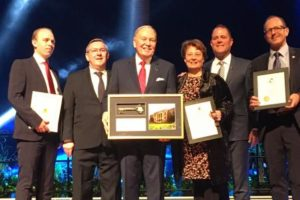 Community celebration highlights career and accomplishments of Niagara College president Dan Patterson