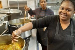 Celebrating Black History Month with Haitian Independence Soup