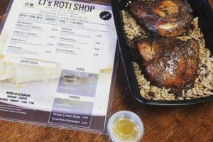 NEW LOCAL BUSINESS Alert: LJ's Roti Shop
