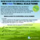 Support a Local Business for Chance to Win $100 to Small Scale Farms