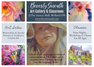 Beverly Sneath Art Gallery & Classroom