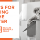 9 Tips for Moving in the Winter