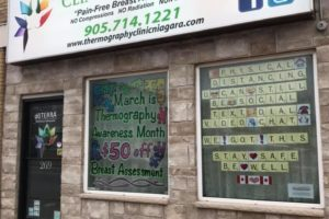 Business Owners – Dress Up Your Windows with Positive Messages!