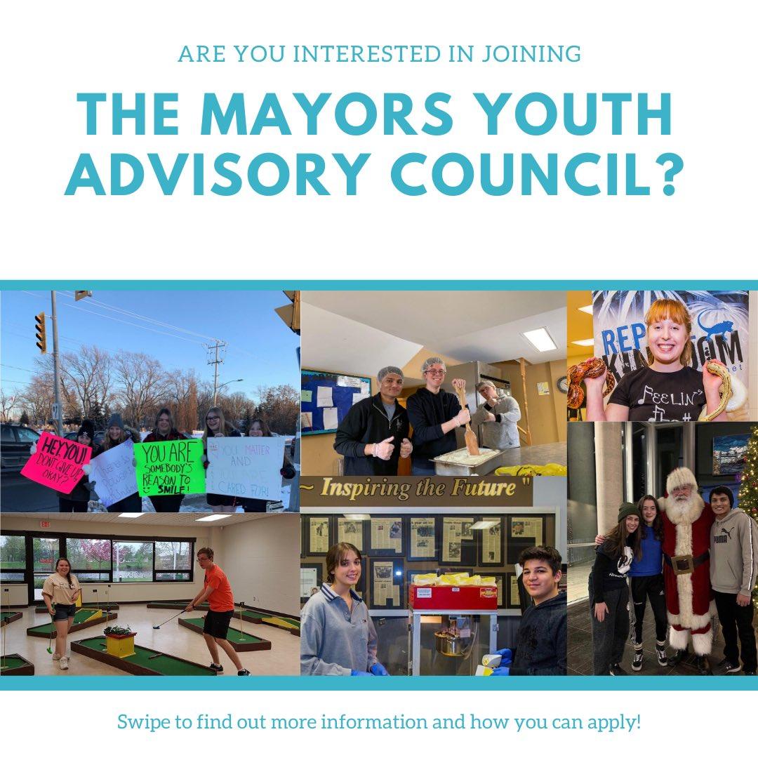 Join the Mayor's Youth Advisory Council