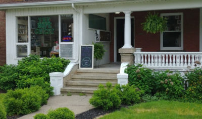 The Hope Chest:  NOW OPEN with Limited Hours in Downtown Welland