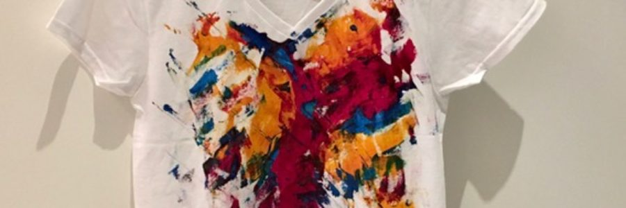 Do At Home Project: Create Your Own T-Shirt