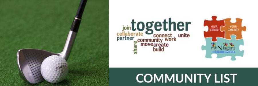 Community List: Niagara Golf Updates