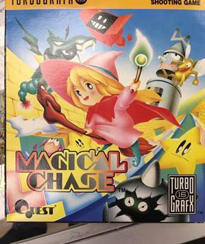 Goodwill Niagara Silent Auction for Rare Video Game 'Magical Chase'