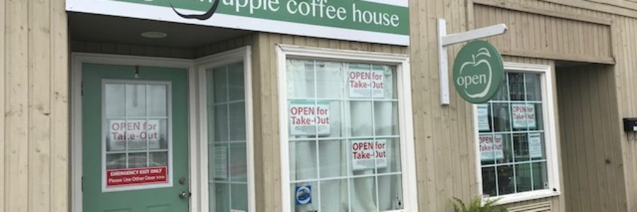 The Green Apple Coffee House in Port Colborne Celebrates 2nd Anniversary