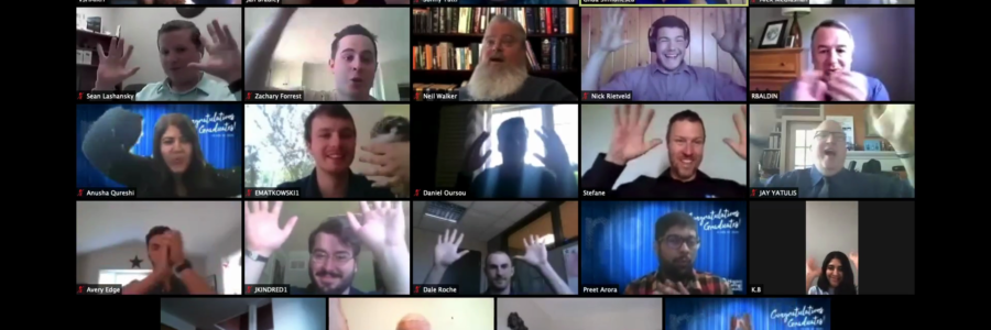Media, Trades and Technology graduates steal the spotlight on third day of Virtual Convocation