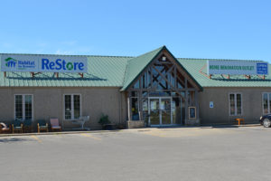 Habitat Restores Provide Revenue To Build Affordable Homes