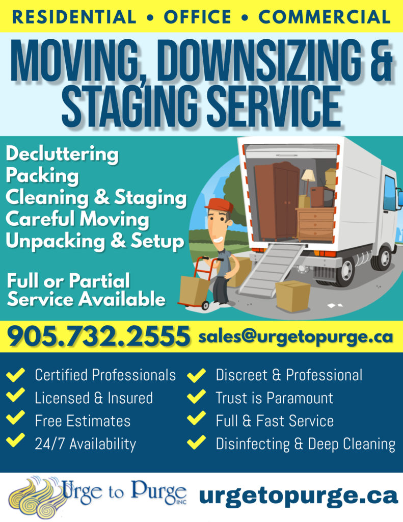 Downsizing or Relocating? We Can Help!