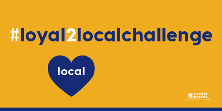 PenFinancial Credit Union Supporting Local Businesses with #Loyal2LocalChallenge