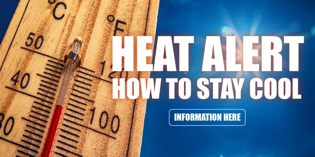 City Expands Cooling Centre Hours