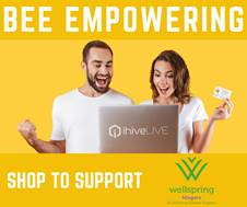Innovative Fundraising Solution ihiveLIVE Partners with Wellspring Niagara