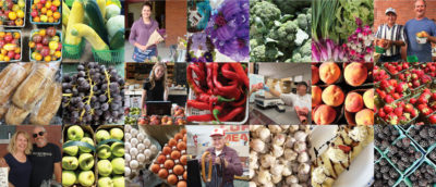 City Re-opens Modified Saturday Morning Farmers' Market