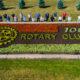 Rotary Park in Full Bloom
