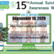 Distress Centre Niagara's 15th Annual Suicide Awareness Walk