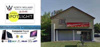 North Welland BIA Business Spotlight: Millennium Computers