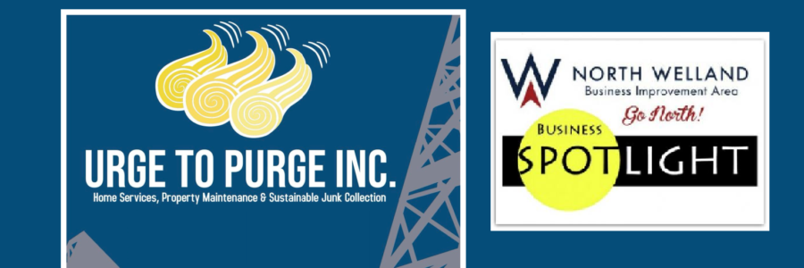 North Welland BIA Business Spotlight: Urge to Purge Inc.