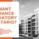 Ask The Experts: Is Tenant Insurance Mandatory in Ontario?