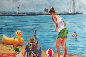Sign Up for Art Classes with Local Artist, Patricia Haftar