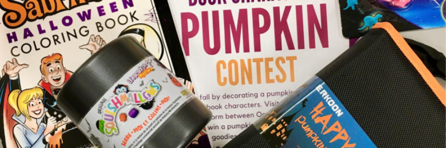 Welland Public Library: Book Character Carving Contest