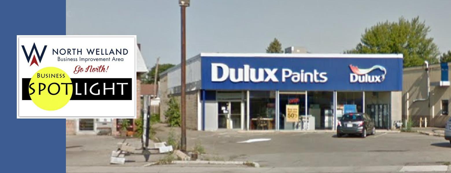 NWBIA Business Spotlight: Dulux Paints