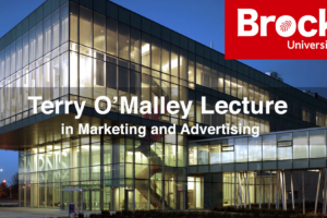 Upcoming Terry O'Malley Lecture puts 2020's marketing under the microscope