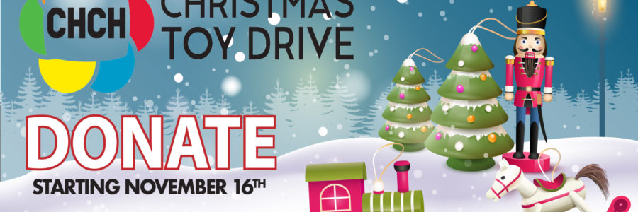 CHCH Christmas Toy Drive At Seaway Mall!