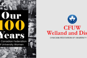 Our 100 Years: The Canadian Federation of University Women
