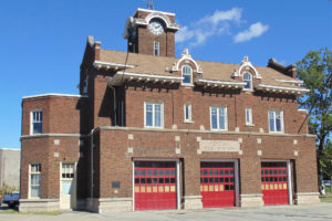 Welland's Central Fire Station Celebrates 1ooth Virtually