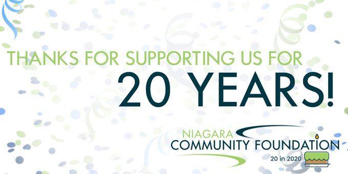 Niagara Community Foundation Environmental Grant Deadline January 18th