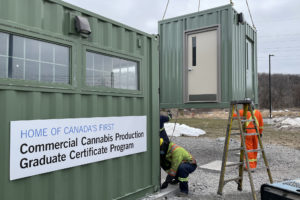 Niagara College builds new dedicated cannabis research facility