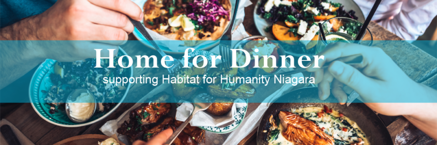 Ordering takeout helps build Habitat homes