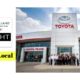 NWBIA Business Spotlight: Spring Clearance Sale on Now at Welland Toyota