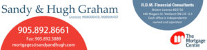 Sandy and Hugh Graham – Agents of The Mortgage Centre