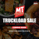M.T.'s Truckload Sale – Up to 20% Off!