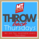 Starting TOMORROW – Throwback Thursday!