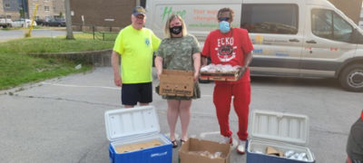 Fonthill Lions Donate to The Hope Centre