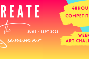 """Let Out Your Inner Artist and """"CREATE the Summer"""""""