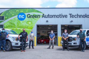 Niagara College receives generous donation of two F-150 trucks from Ford Canada and Eastgate Ford